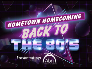 Hometown Homecoming: Back to the 80's tickets - Doodle Productions
