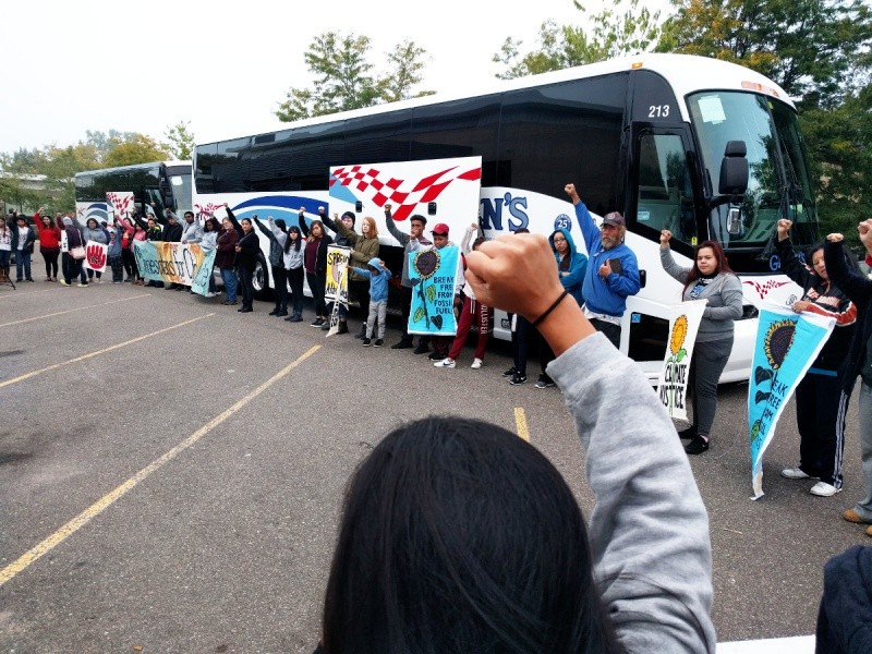 #NoDAPL Pay What You Can Bus from MSP Event tickets - MN350