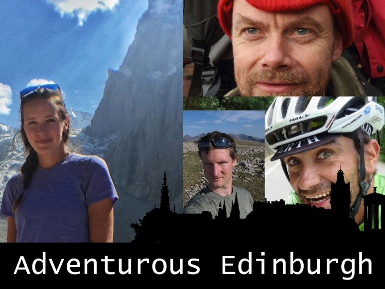 Adventurous Edinburgh Event tickets - Bikepacking Scotland