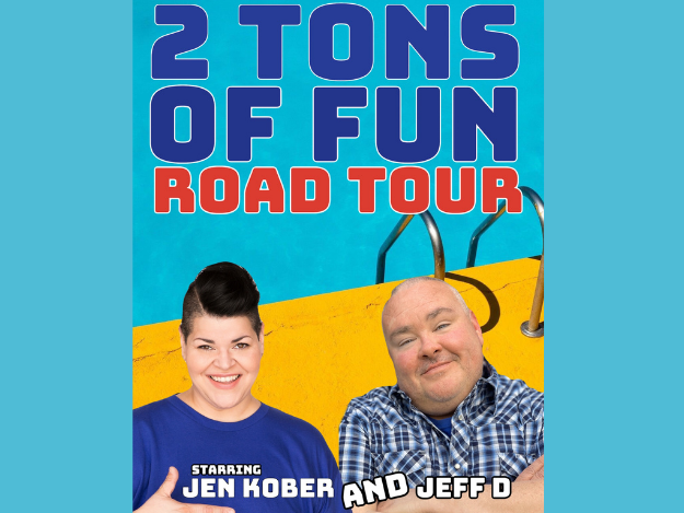 2 Tons of Fun Tour: Jen Kober & Jeff D