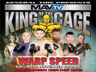 King of the Cage Event tickets - Fort Hall Casino