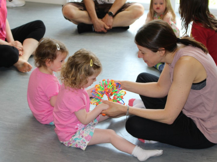 Accessible Yoga Sessions tickets - Little Hiccups