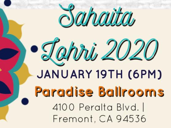 Sahaita's Annual Lohri Celebration