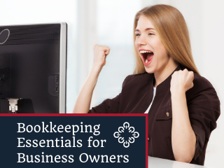 Bookkeeping Essentials Event tickets - My Office & More
