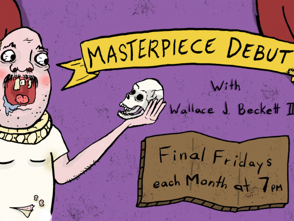 Masterpiece Debut tickets - Good Good Comedy Theatre