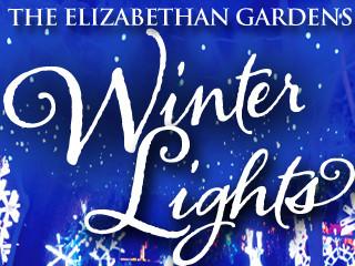 WinterLights OBX tickets - Elizabethan Gardens