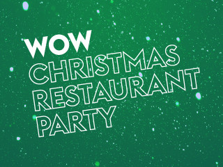 Wow Christmas Restaurant Party Tickets Village Hotel Club