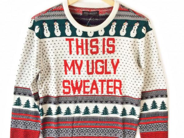 Ugly Sweater Drag Queen Bingo