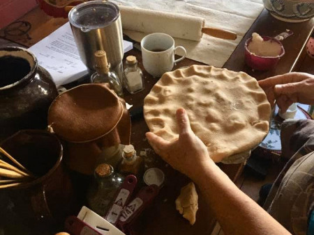 Hearth Cooking: Pies, Tarts & Puddings