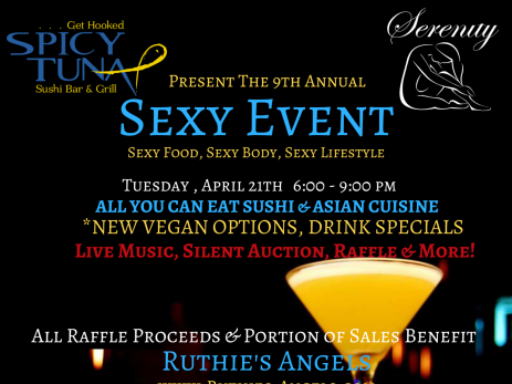 9th Annual Sexy Event