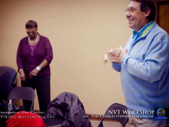 Voice-over Workshop with Stephen James
