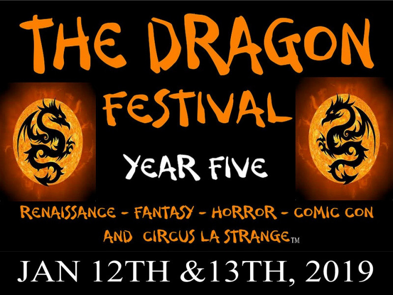 THE DRAGON FESTIVAL 2019 tickets - 80sinthepark