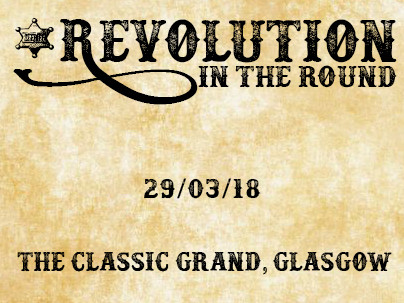 Revolution In The Round Event tickets - Lars Pluto