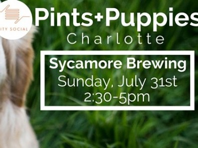 Pints+Puppies - Charlotte Event tickets - CitySocial