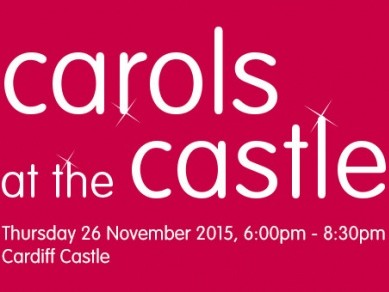 Carols at the Castle - SORRY SOLD OUT Event tickets - Ty Hafan