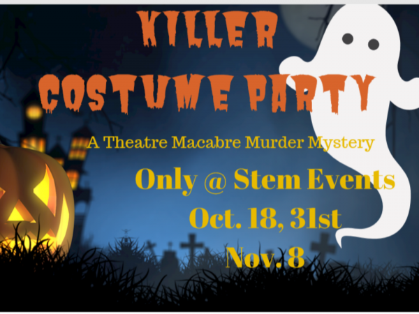 Killer Costume Party
