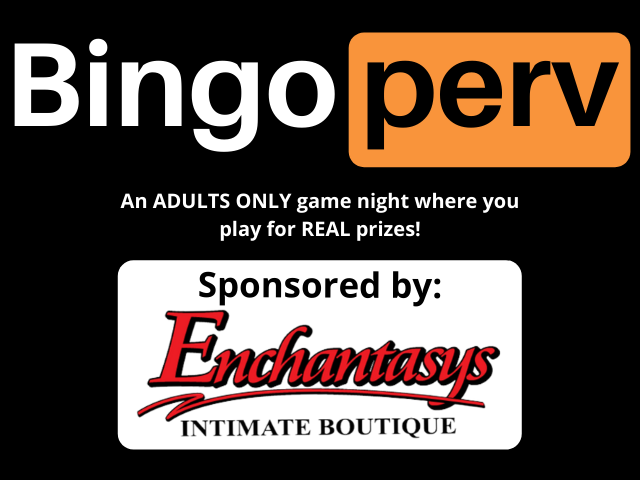 BingoPerv! Adult Game Night