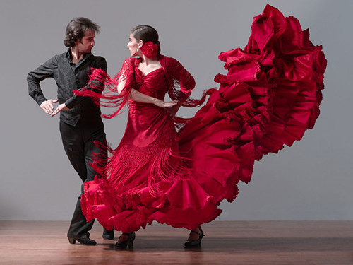 """Cafe de Kaatsbaan"" Tablao Flamenco tickets - Kaatsbaan International Dance Center"