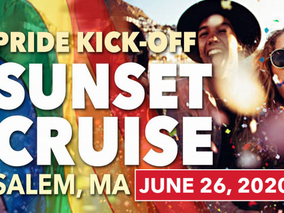 Pride Kick-off Sunset Cruise 2020 tickets - The Rainbow Times
