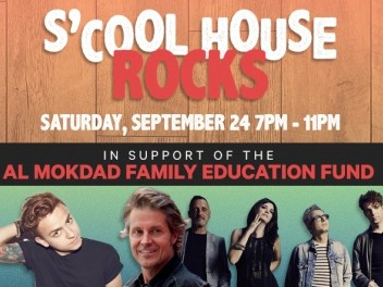 S'cool House Rocks Event tickets - Project Toronto Welcomes