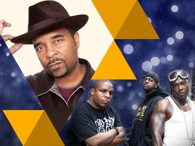 Naughty By Nature & Sir-Mix-A-Lot Event tickets - Fort Hall Casino