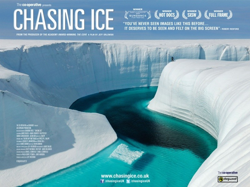 COP 1: Chasing Ice + Workshops Event tickets - Cinema & Co
