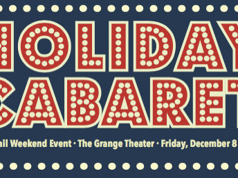 Holiday Cabaret Event tickets - BarnArts Center for the Arts