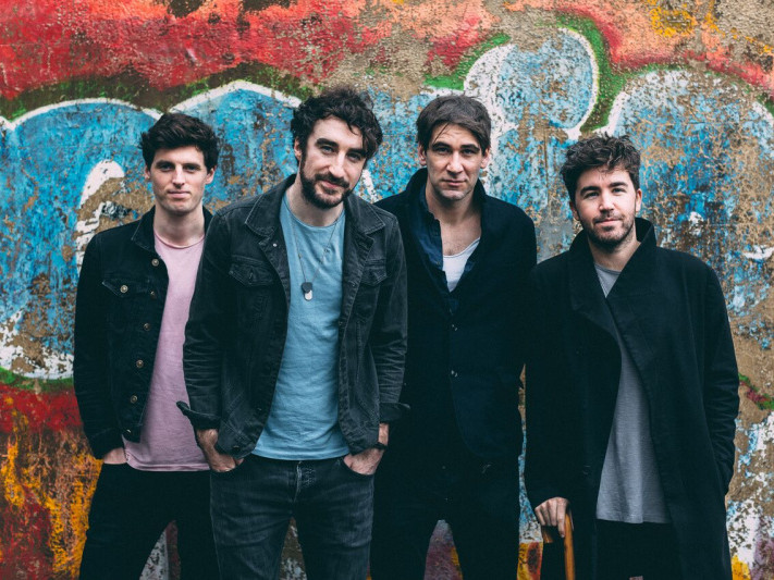 The Coronas Live at the Castle Event tickets - Dolans pub