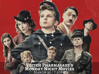 Veitch Pharmasave's Monday Night Movies