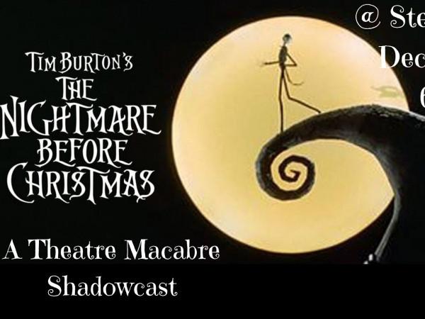 Nightmare Before Christmas Shadowcast tickets - Stem Events