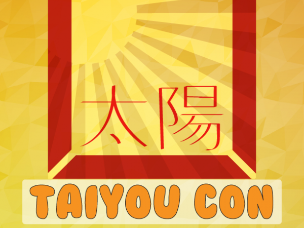 Taiyou Con 2021 (Attendee Badges)