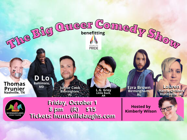 The Big Queer Comedy Show