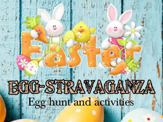 Easter Egg-stravaganza Event tickets - WOWZUH