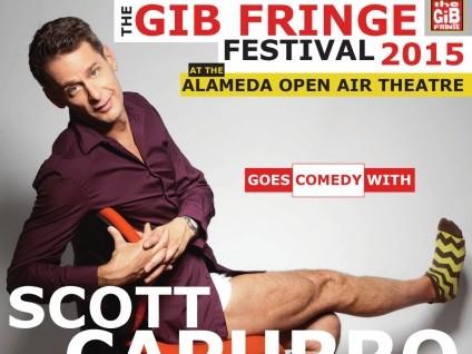 Scott Capurro - finest Comedy Event tickets - The GIB Fringe