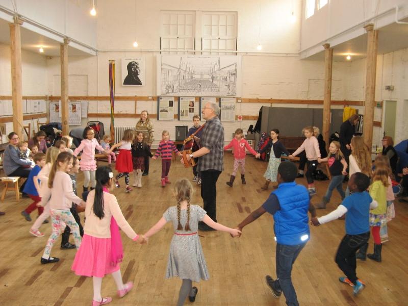 Dancing for Fun tickets - British Schools Museum