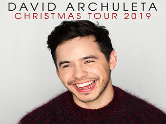 Christmas Events In Utah 2019 David Archuleta Christmas 2019 tickets   Disciple Live Events