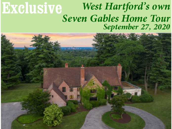 West Hartford House Tour: Seven Gables