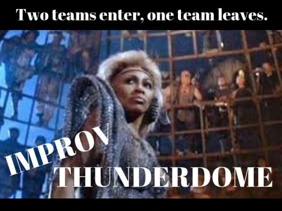 Improv Thunderdome