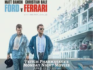 Veitch Pharasave's Monday Night Movie
