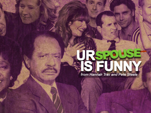 Ur Spouse Is Funny Event tickets - Good Good Comedy Theatre
