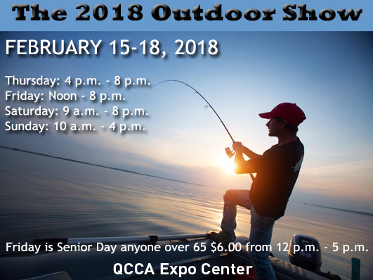 QCCA Outdoor Show - 2018 Event tickets - QCCA Expo Center