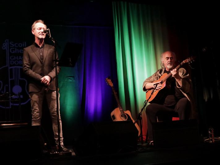 Iarla O Lionaird & Steve Cooney tickets - Dolans pub