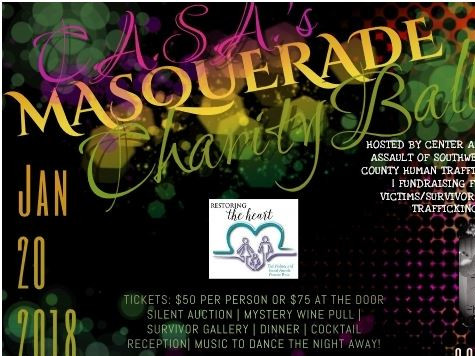 C.A.S.A. Masquerade Charity Ball Event tickets - C.A.S.A. of Southwest Riverside County