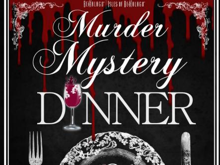 Valentine's Murder Mystery Dinner Event tickets - Bellalago Club