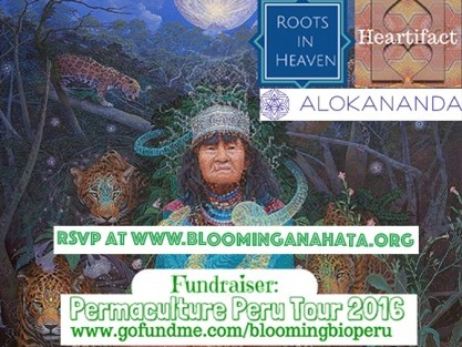 Blooming Anahata Cacao Dance Ceremony Event tickets - SolutionaryProductions