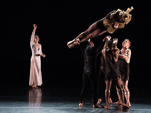10 Hairy Legs Event tickets - Kaatsbaan International Dance Center