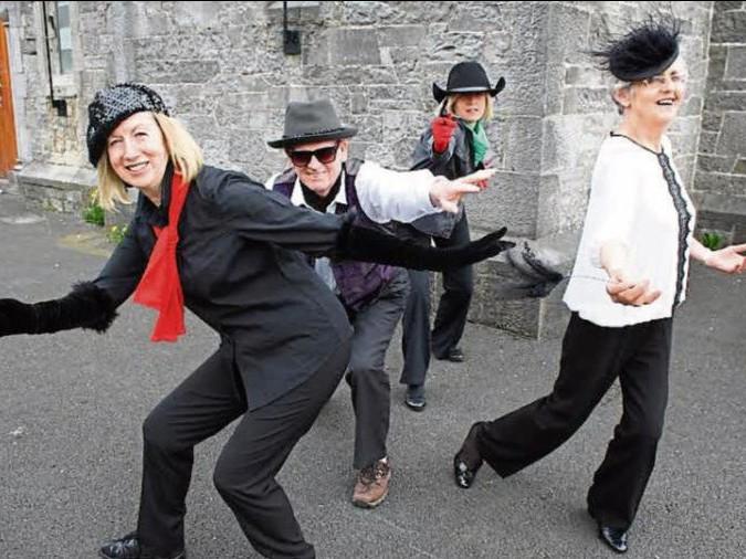 Over 50s Dance - Free Taster Class Event tickets - Dance Limerick