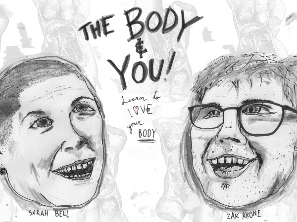 The Body and You tickets - Good Good Comedy Theatre
