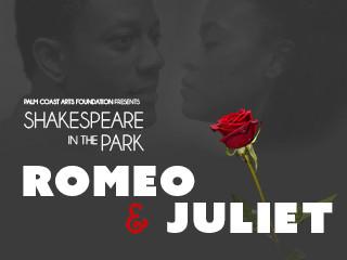 Shakespeare in the park: Romeo & Juliet