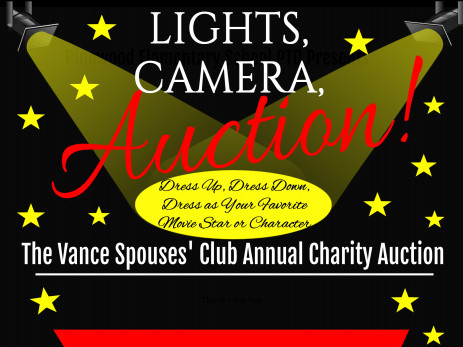 VSC's Annual Charity Auction tickets - Vance Spouses' Club